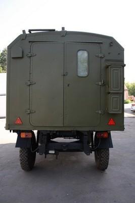 кузов фургон КП-2