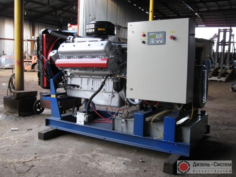 АД-100С-Т400-2РМ2 (АД-100-Т400-2РМ2) ЯМЗ-238М2 генератор 100 кВт