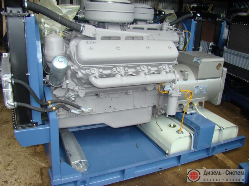 АД-100С-Т400-1РМ2 (АД-100-Т400-1РМ2) ЯМЗ-238М2 генератор 100 кВт