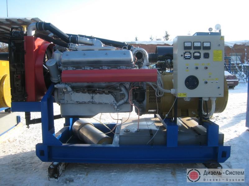 АД-200С-Т400-1Р (АД-200-Т400-1Р) генератор 200 кВт открытого типа