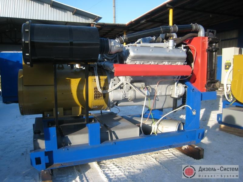 АД-200С-Т400-2РЯ (АД-200-Т400-2РЯ) генератор 200 кВт открытого исполнения на раме