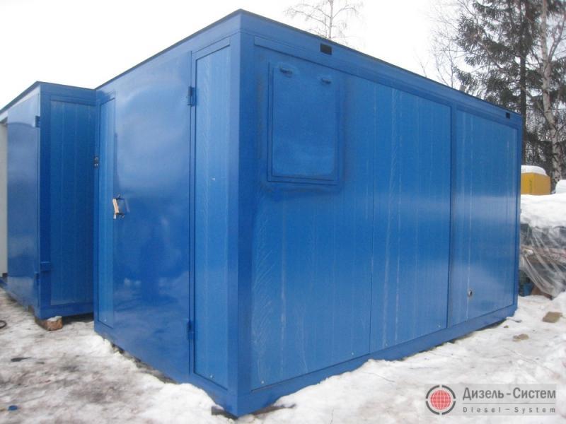АД-315С-Т400-1РГХН (АД-315-Т400-1РГХН) генератор 315 кВт в блок-контейнере с подогревателем ПЖД
