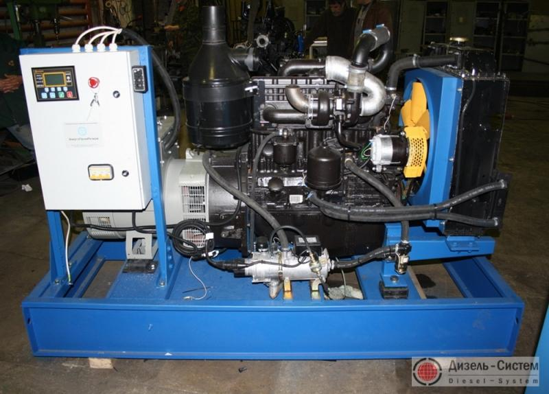 АД-24 дизель-генератор мощностью 24 кВт