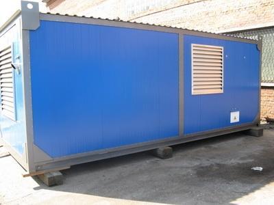 ДЭС-400 в контейнере