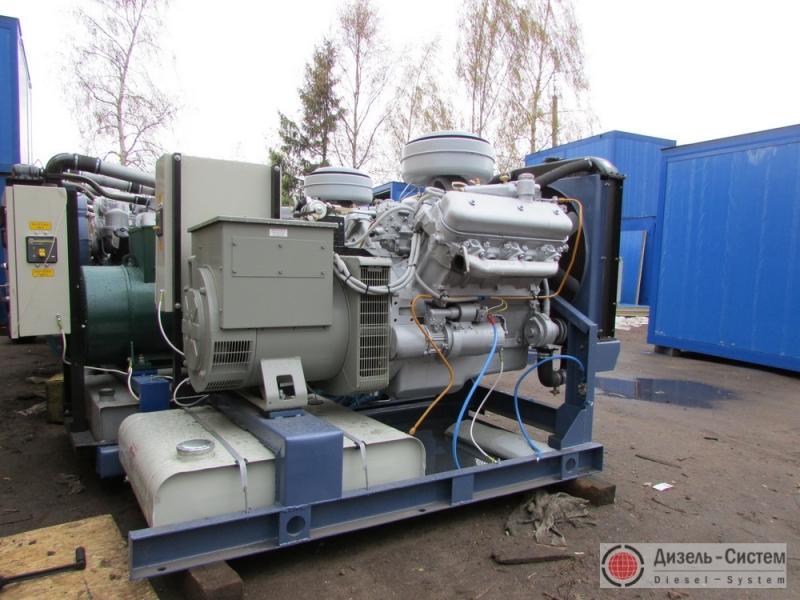 АД-60-Т400 ЯМЗ генератор 60 кВт на раме открытого исполнения