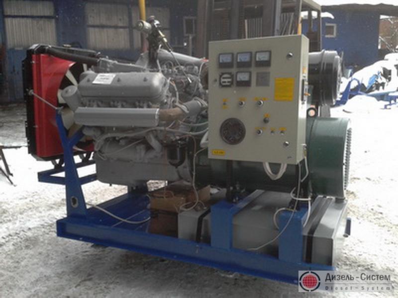 АД-120С-Т400-1Р (АД-120-Т400-1Р) ЯМЗ-236БИ генератор 120 кВт