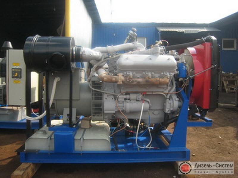АД-120С-Т400-2Р (АД-120-Т400-2Р) ЯМЗ-236БИ генератор 120 кВт