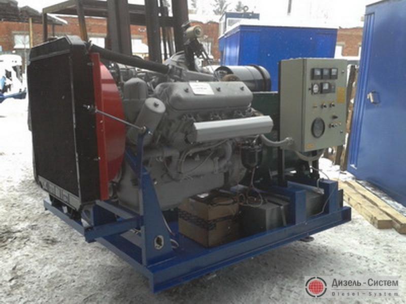 АД-120С-Т400-1РМ2 (АД-120-Т400-1РМ2) ЯМЗ-236БИ генератор 120 кВт