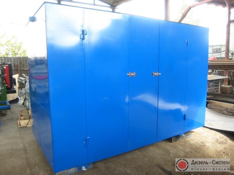 ЭД-120-Т400-1РП (ЭД120-Т400-1РПМ) генератор 120 кВт в кожухе