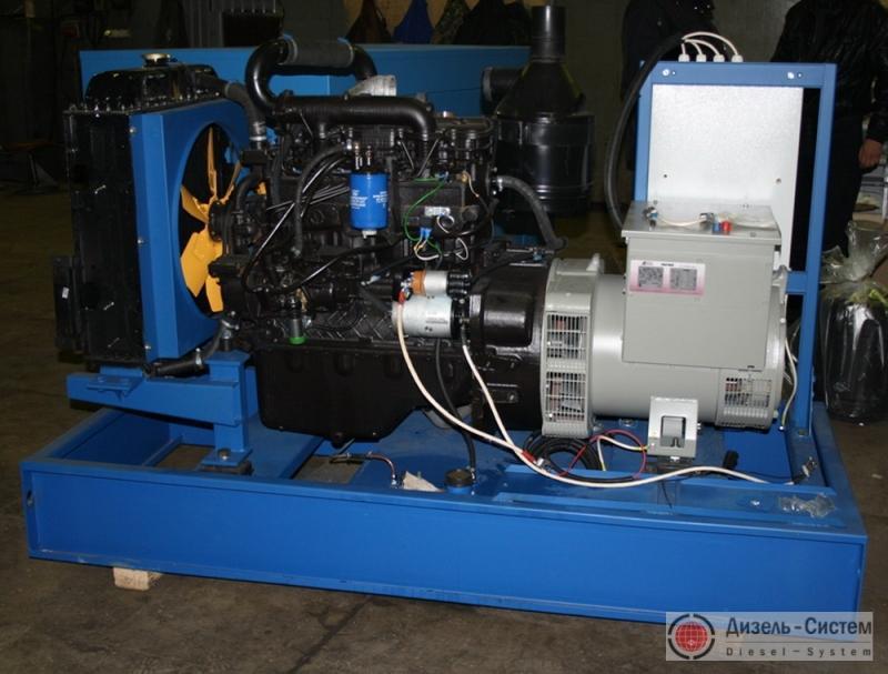 ДЭУ-40 (ДЭУ-40.1) дизель-электрическая установка 40 кВт