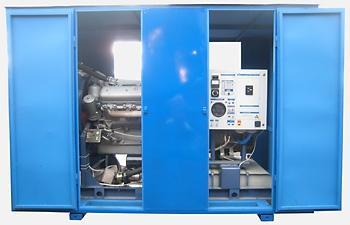 Дизельная электростанция ДГУ 320 кВт в капоте