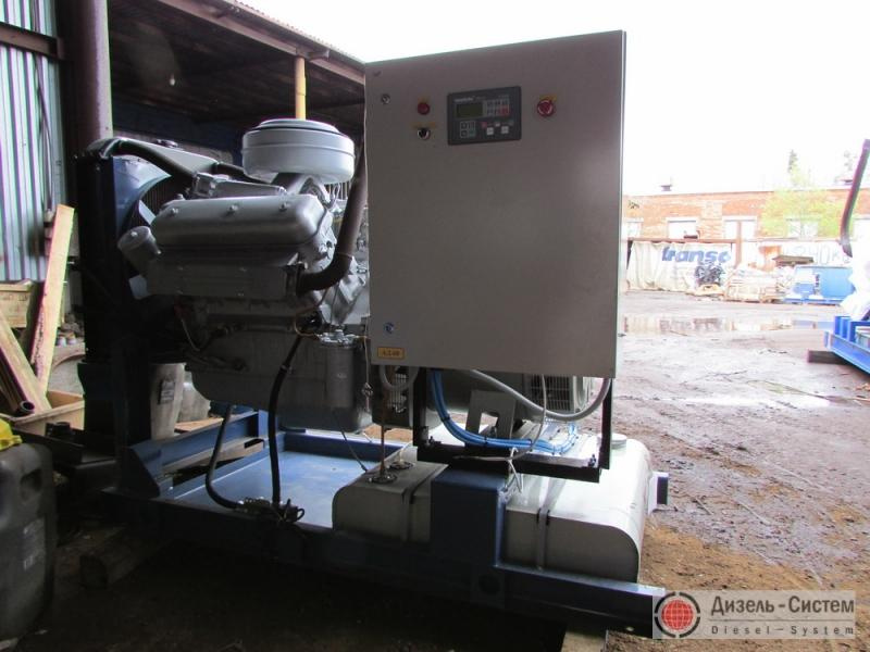 АД75С-Т400-2Р ЯМЗ (АД-75-Т400-2Р ЯМЗ-236) генератор 75 кВт на раме открытого исполнения