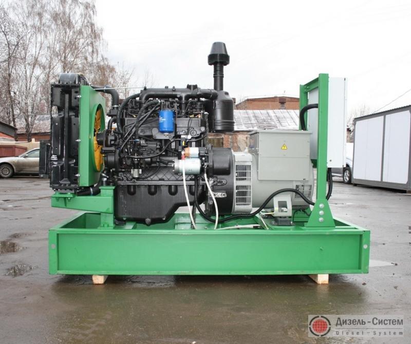 ЭД50-Т400 ММЗ дизель-электрические станции 50 кВт