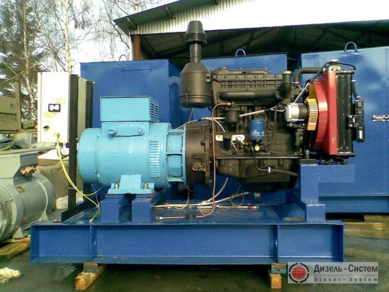 АД-30-Т400-1Р ММЗ генератор 30 кВт на раме