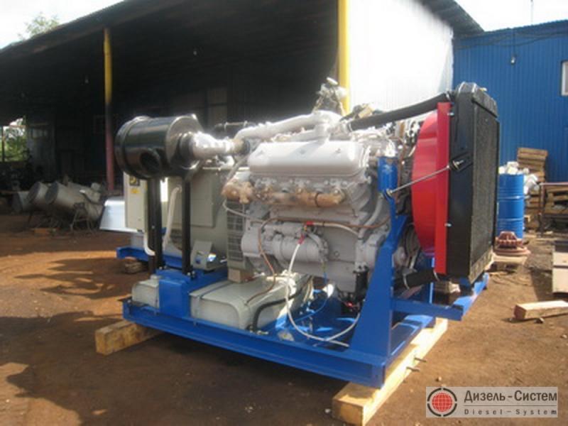АД-120С-Т400-2РМ2 (АД-120-Т400-2РМ2) ЯМЗ-236БИ генератор 120 кВт