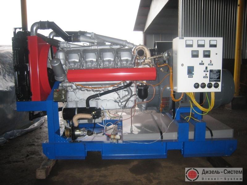 АД-200С-Т400-1РТ (АД-200-Т400-1РТ) генератор 200 кВт с двигателем ТМЗ