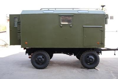 прицеп кунг КП-2
