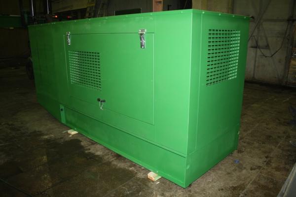 Дизель генераторы ДГУ 320 кВт в капоте