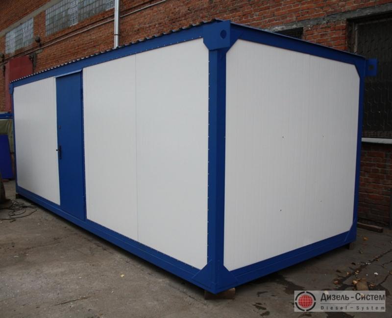 ЭД350-Т400-1РН (ЭД350-Т400-2РН) электростанция 350 кВт в специализированном блок-контейнере