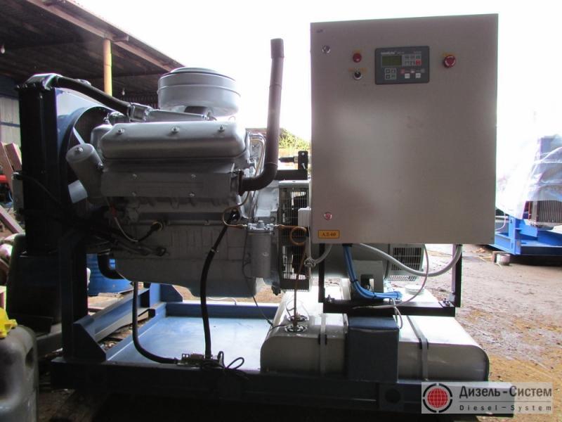 АД-80С-Т400-2Р ЯМЗ (АД-80-Т400-2Р ЯМЗ-236М2) генератор 80 кВт в открытом исполнении