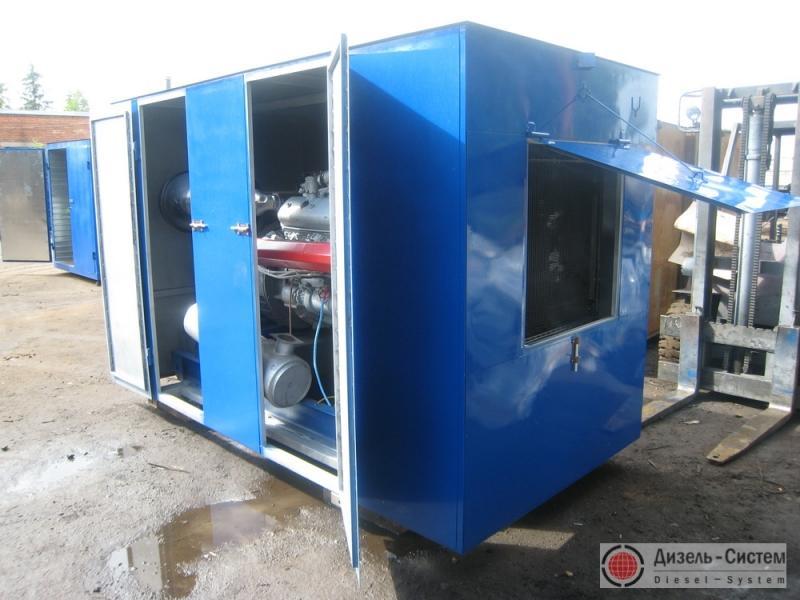 АД-100С-Т400-1РГХП (АД-100-Т400-1РГХП) генератор 100 кВт под капотом с подогревателем ПЖД