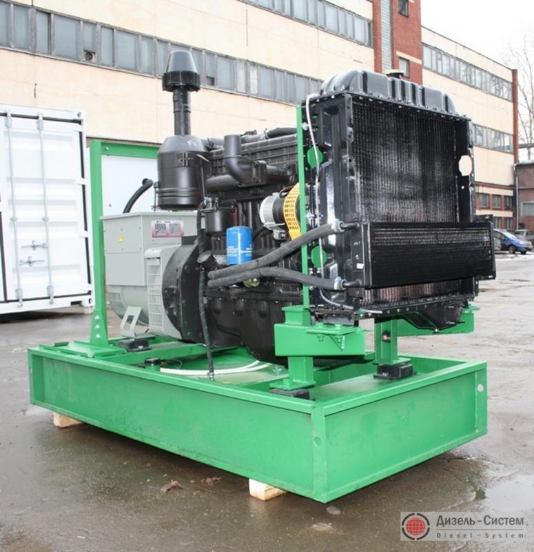 АД30С-Т400-2Р ММЗ генератор 30 кВт открытого типа