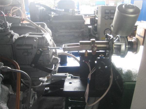 ПРТ 02 с монтажным комплектом к двигателю ЯМЗ