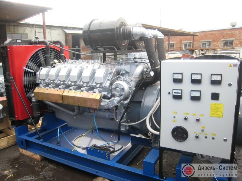 Фото и обозначение электрогенератора АД-315С-Т400-Р