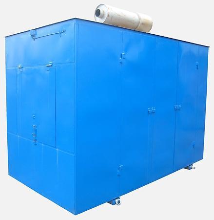 Дизельные генераторы ДГУ 320 кВт в погодозащитном капоте