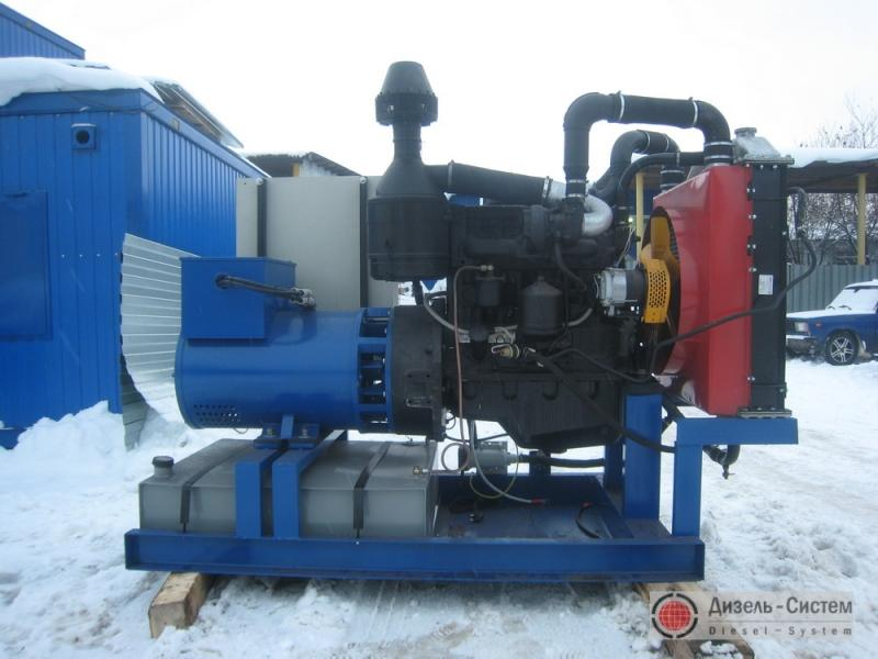Фото и обозначение электрогенератора АД-16С-Т400-Р