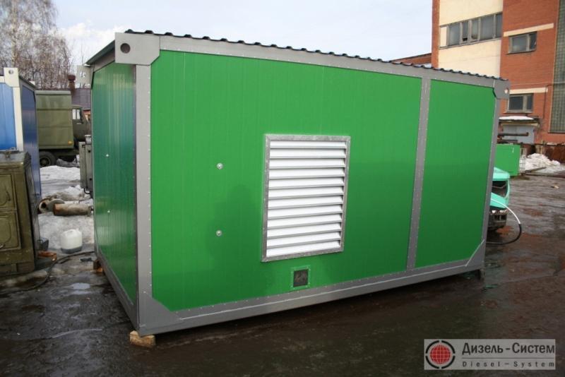 Фото агрегата ДГА-300 в контейнере