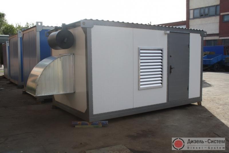ЭД100-Т400-2РН-Ш (ЭД100-Т400-2РК-Ш) генератор 100 кВт в шумозащитном утеплённом контейнере
