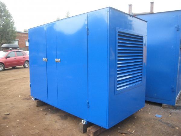 Электростанции ДГУ 320 кВт в капоте