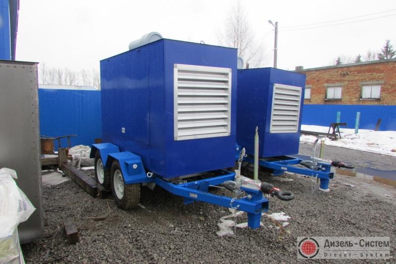 Передвижная ПЭС-150 (АПДЭС-150) генератор 150 кВт