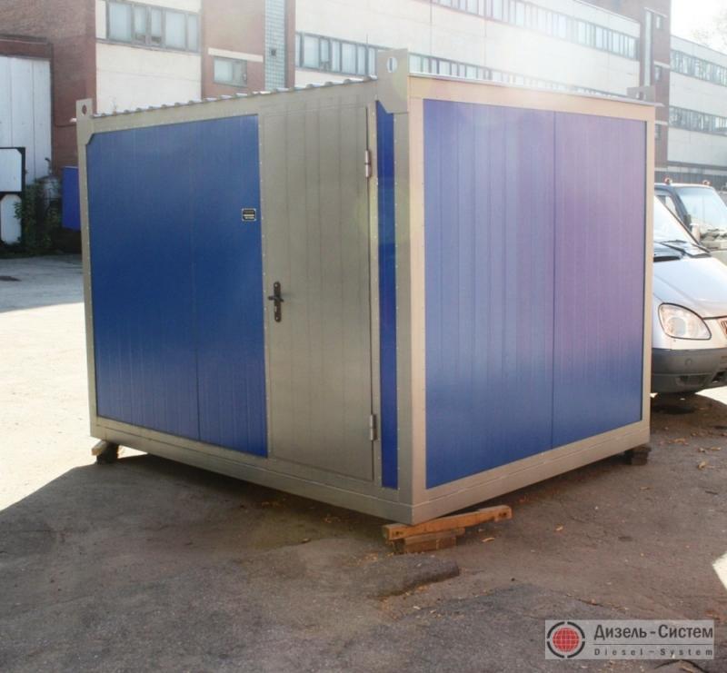 ЭД16-Т400-1РН (ЭД16-Т400-2РН) электростанция 16 кВт в блок-контейнере Север