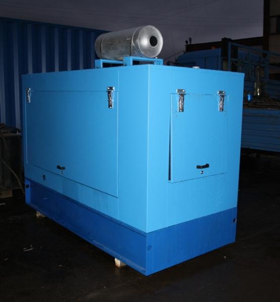 Дизель генераторы ДГУ 320 кВт в кожухе