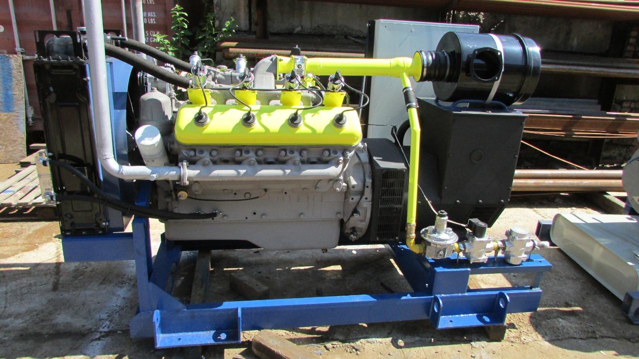 газопоршневой электроагрегат АГП-80 ЯМЗ-238
