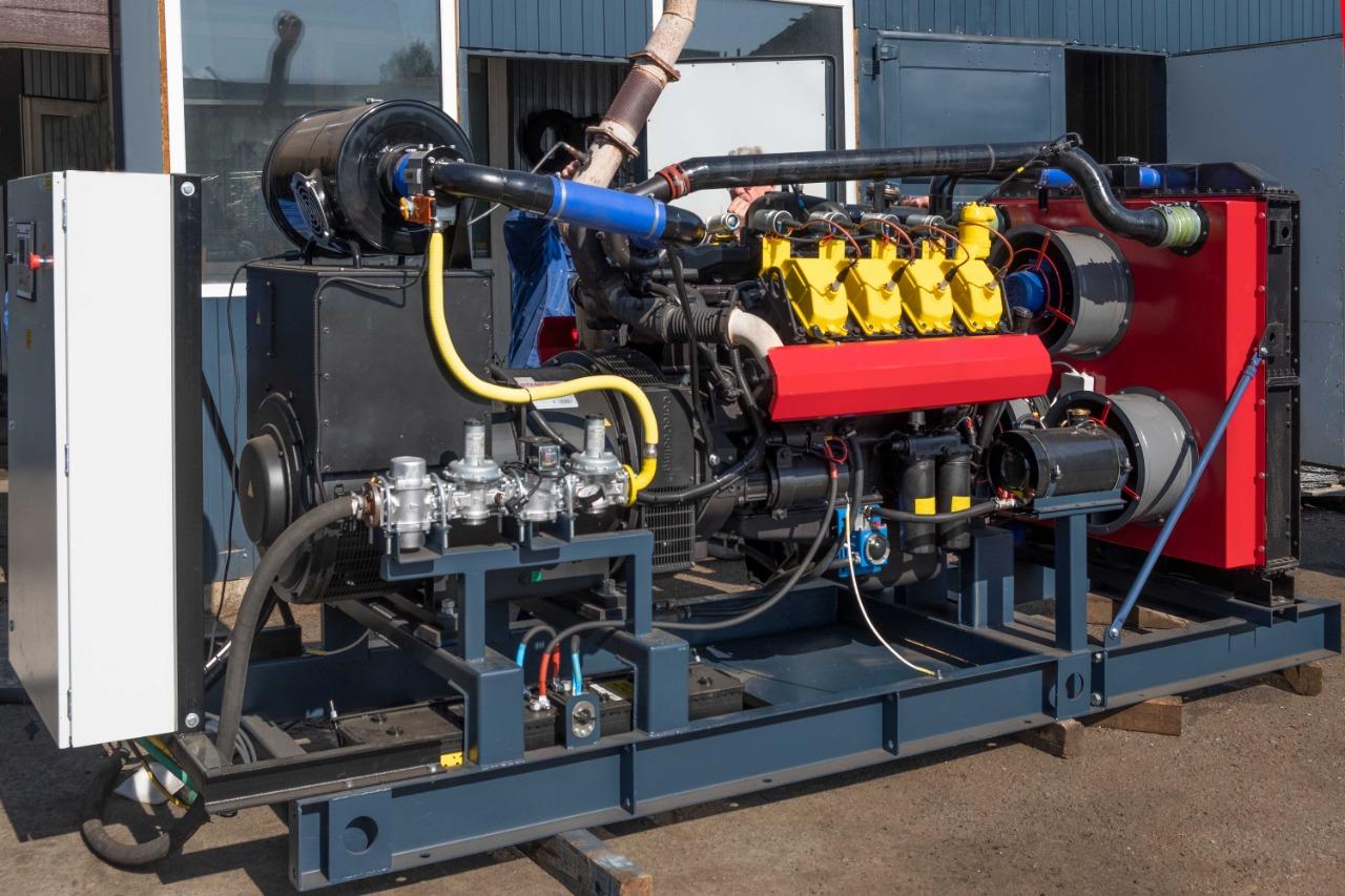 Газопоршневая электростанция 250 кВт