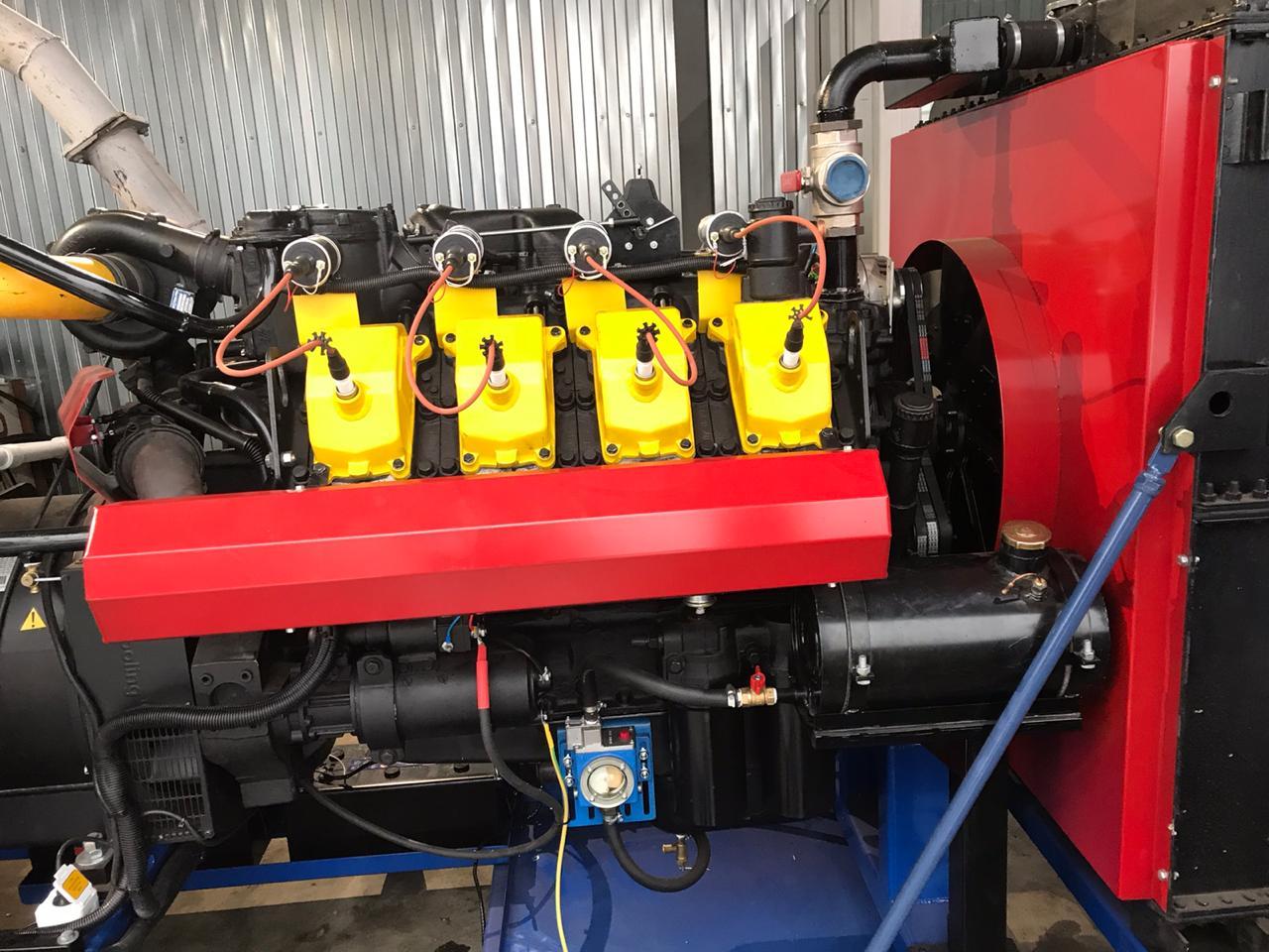 газогенераторная установка 200 квт тмз-8481