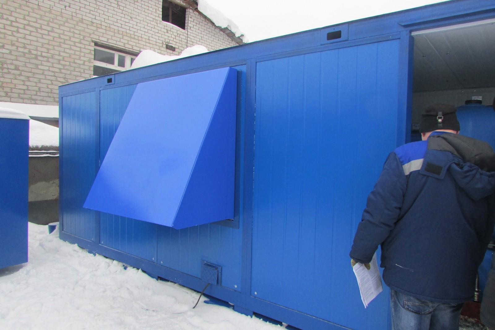 Газогенераторная установка 1200 кВт Moteurs Baudouin 16М33NG