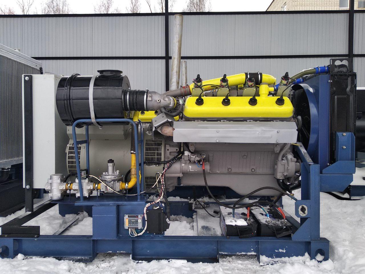 Газовый генератор ЯМЗ-238ДИ (ЯМЗ-238.Г1)