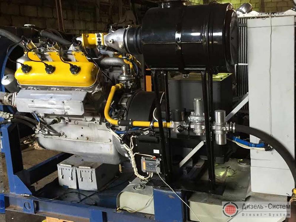 Газовый генератор 60 кВт