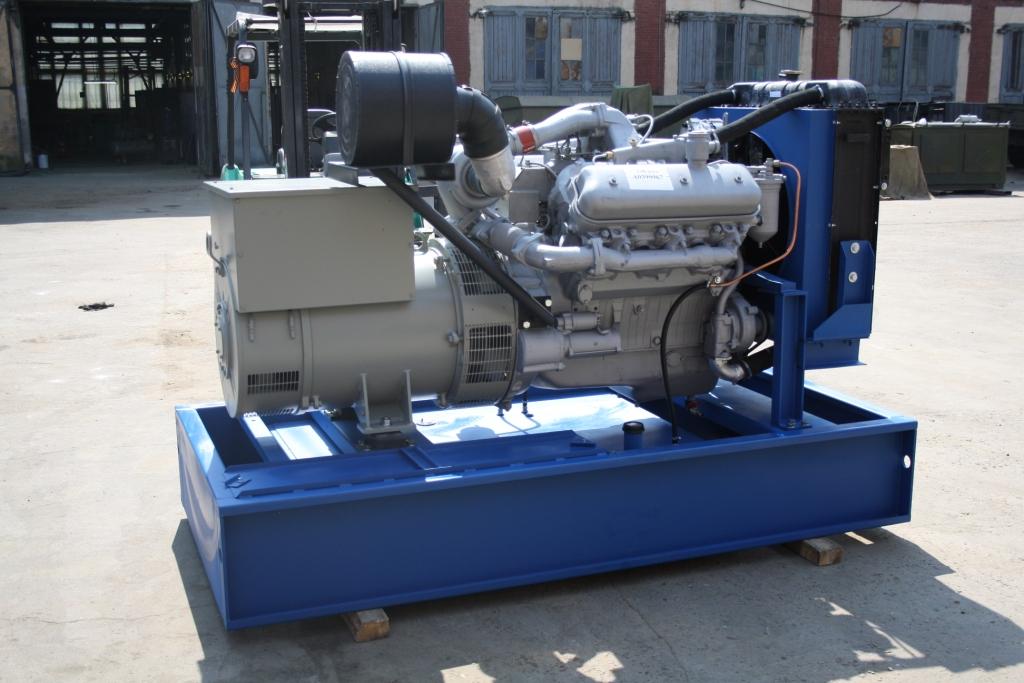 Дизельная электростанция 120 кВт (ЯМЗ-236БИ)