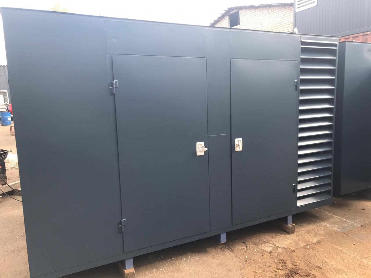 электроагрегат газопоршневой 100 кВт, эгп-100