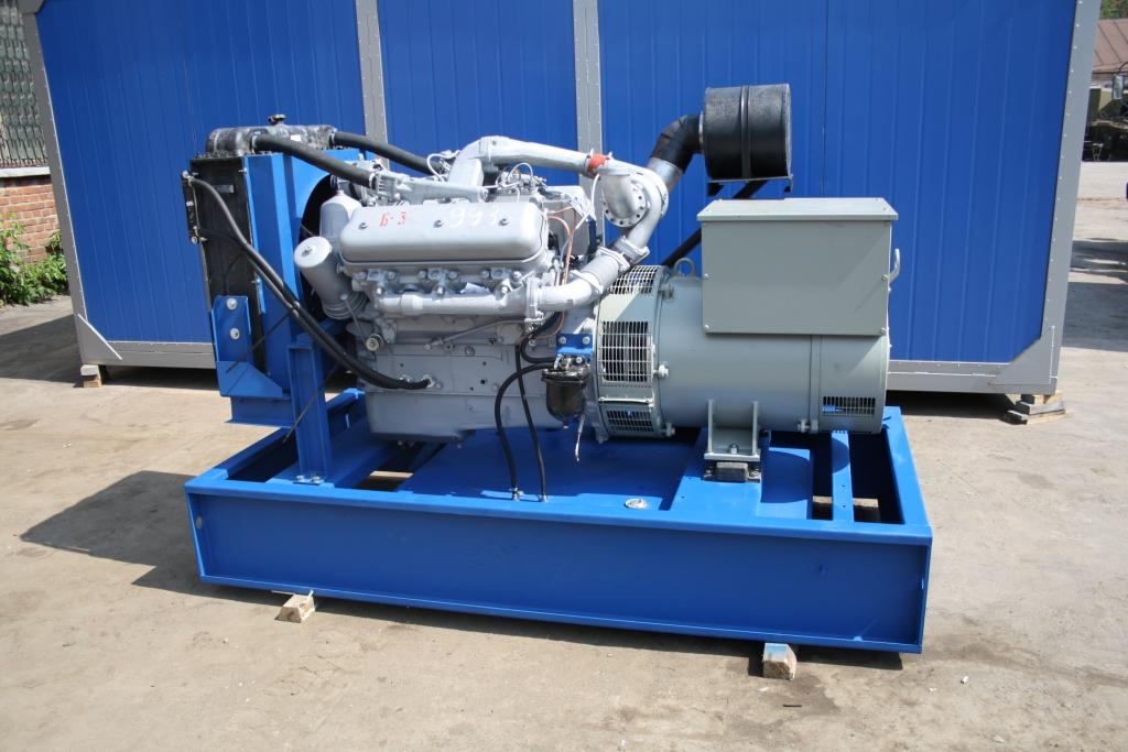 Электрогенератор 120 кВт (ЯМЗ 236БИ)