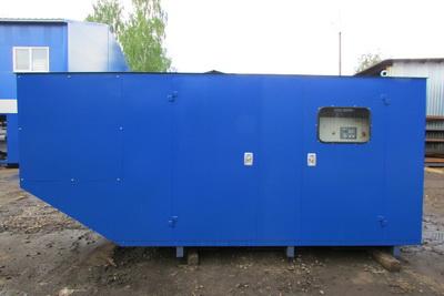 Дизель-генераторы в шумозащитных кожухах