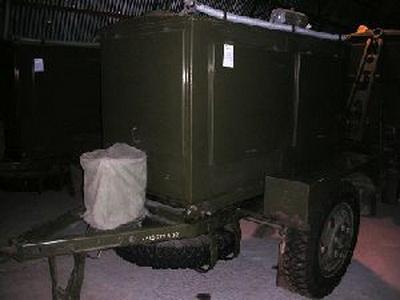 ЭД-30 с хранения на шасси под капотом