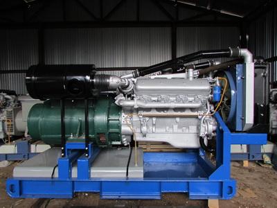 фото ДЭС-150 ЯМЗ-238Д модель АД-150С-Т400-1Р ЯМЗ-238Д