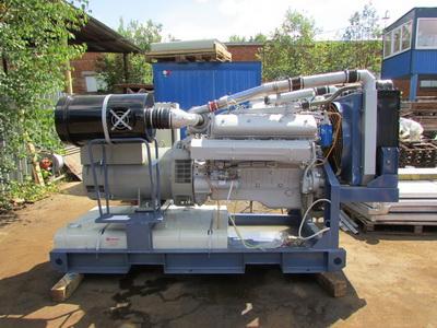 фото дгу 250 двигатель ямз-7514.10-03 генератор бг 250