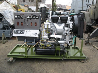 АД-30 ЯАЗ-204